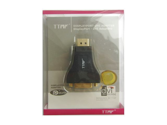 TTAF Displayport-DVI adapter