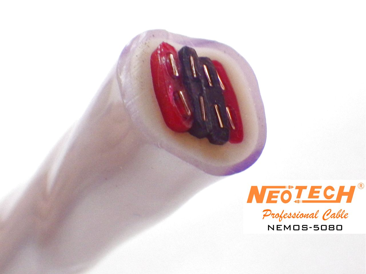Neotech NEMOS-5080 Rectangular OFC speaker cable — Фото 2