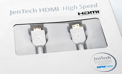 JenTech High Speed HDMI 3m