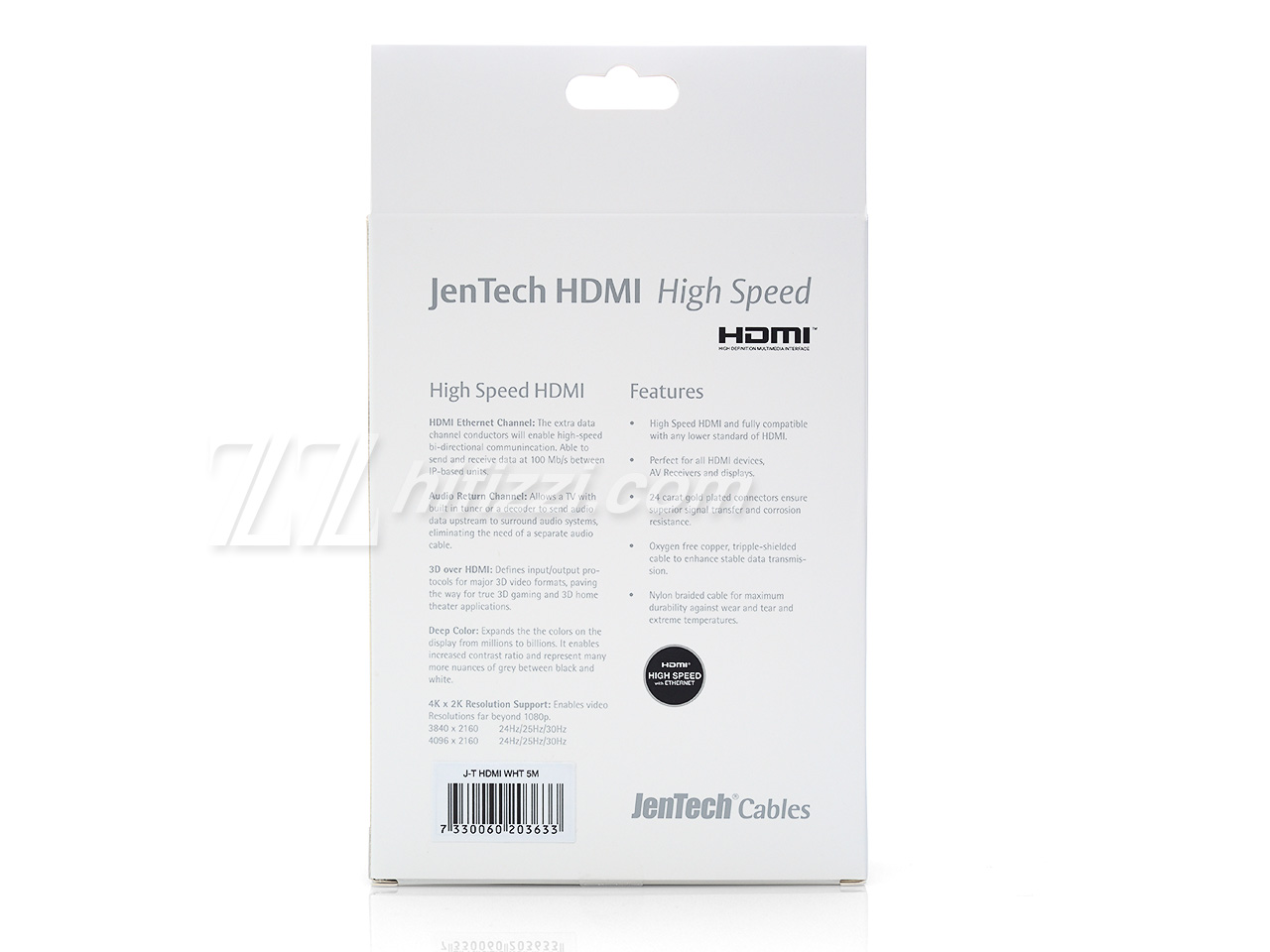 JenTech High Speed HDMI 5m — Фото 5