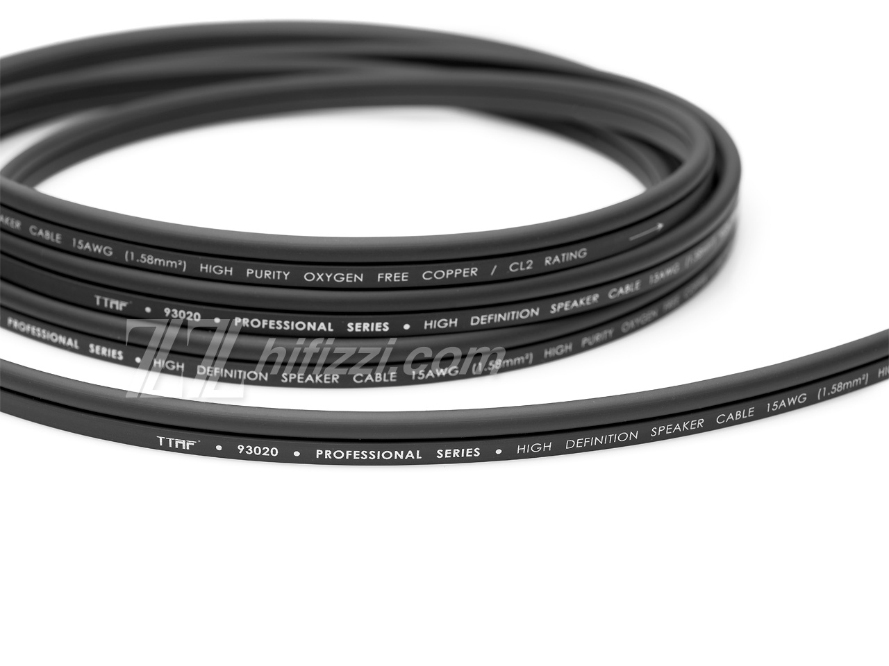 TTAF 93020 2x1.58 Professional CL2 OFC cable — Фото 1