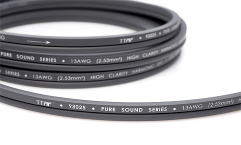 TTAF 93025 2x2.53 Silver Line Hybrid CL2 cable