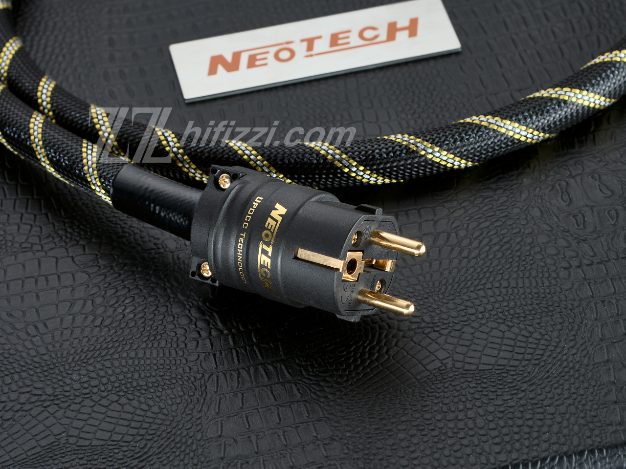 Neotech NEP-3160 3x6.2 UPOCC power cable 1.5m — Фото 1