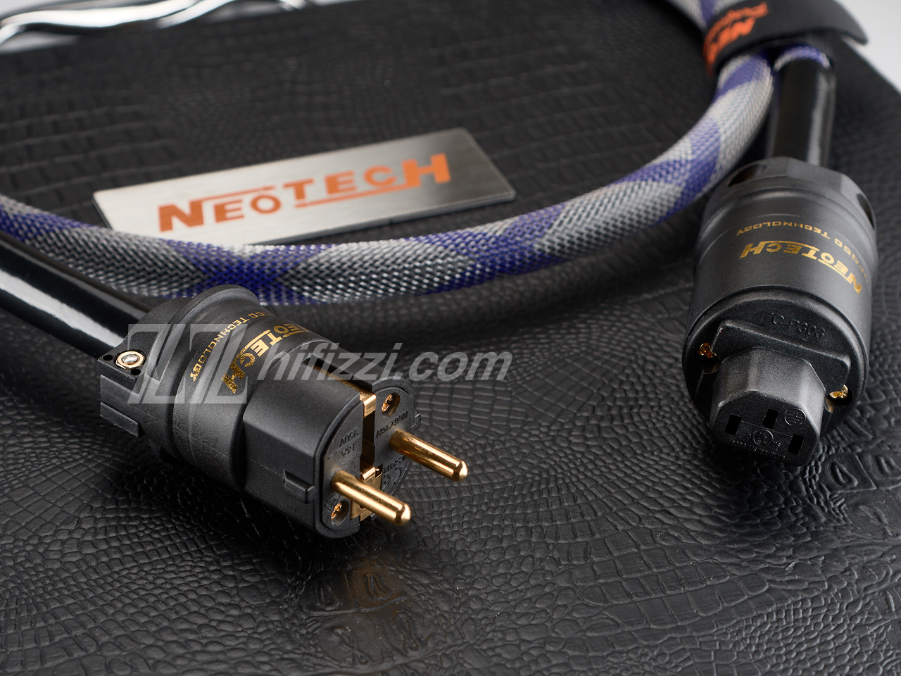Neotech NEP-3002MK3 3x4.0 UPOCC power cable 1.5m — Фото 5